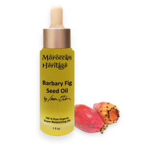 Barbary Fig Seed Oil