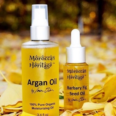 Argan Oil & Barbary Fig Seed Oil