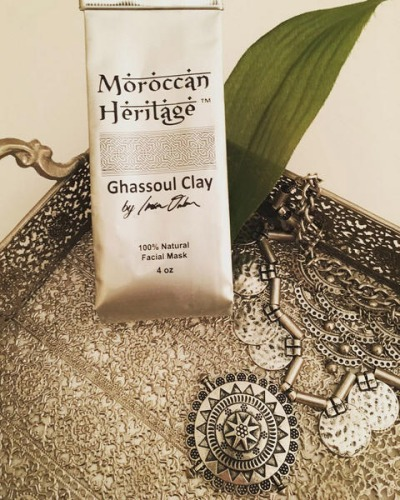 Organic Rhassoul Clay