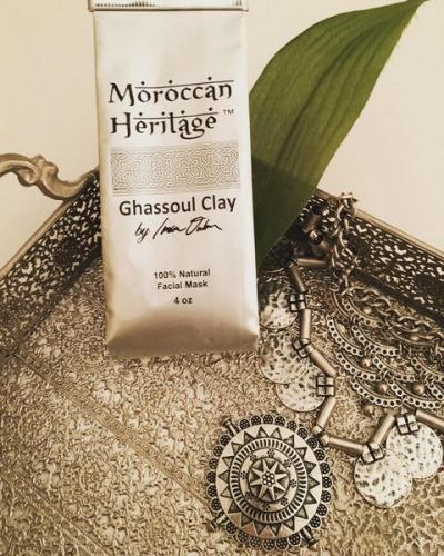 Organic Rhassoul Clay