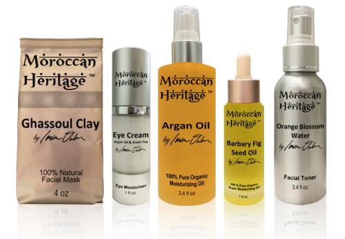 Pure Moroccan Beauty Products