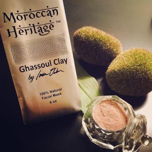 Ghassoul Clay Powder