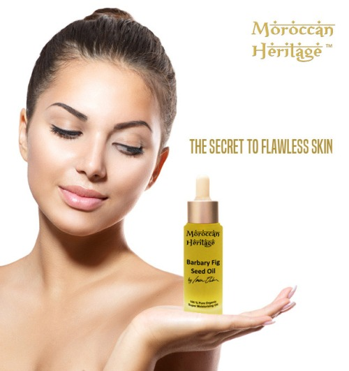 Radiant and flawless skin within first days!
